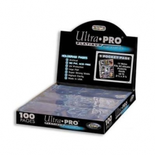 Ultra Pro. Лист прозрачный
