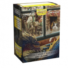 Dragon Shield - Christmas Dragon ⟨с картинкой⟩