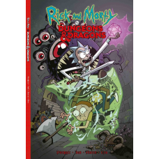 Rick and Morty против Dungeons and Dragons